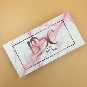 custom lash packaging