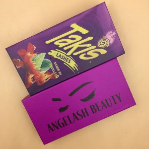 wholesale eyelashes and custom packaging