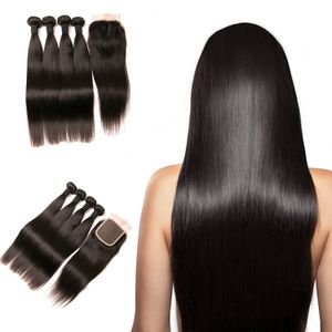 silk straight bundles