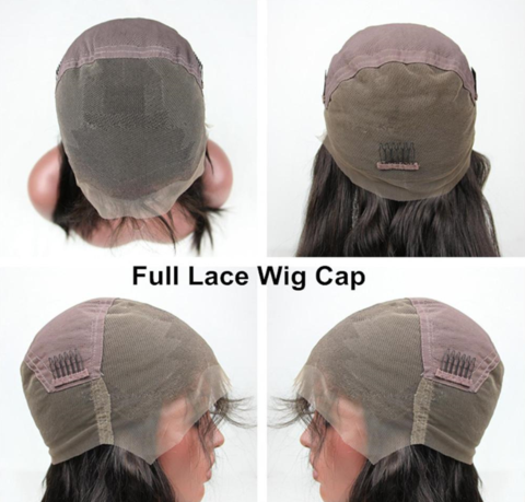 Full lace Wig 1