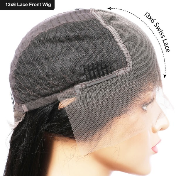 13-6 lace front wig